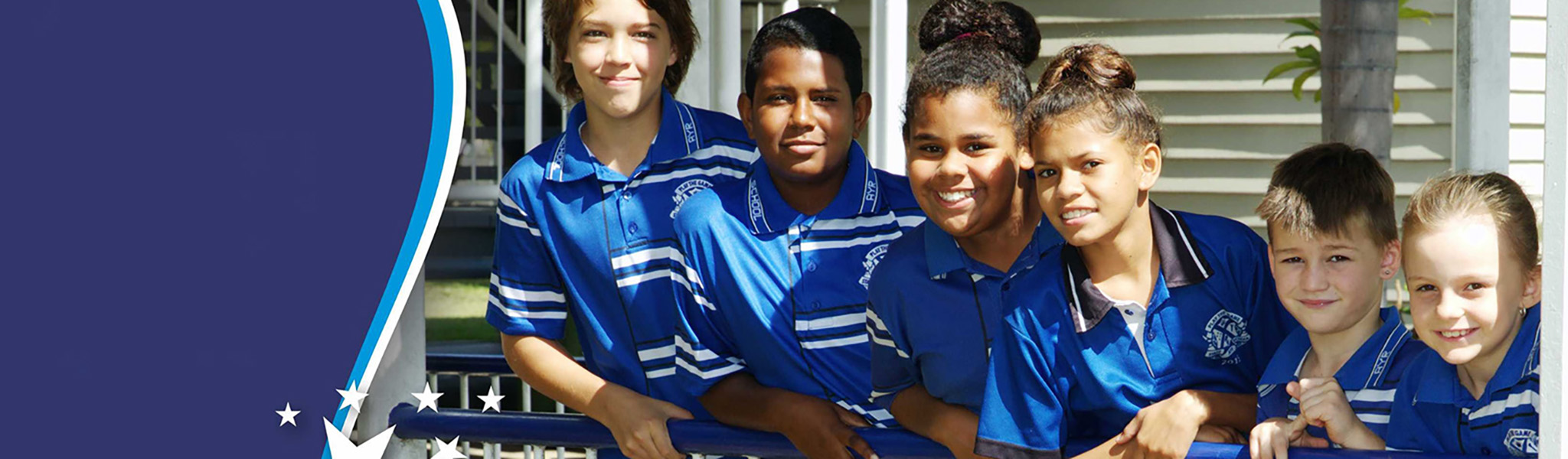Group of students of Ayr State School